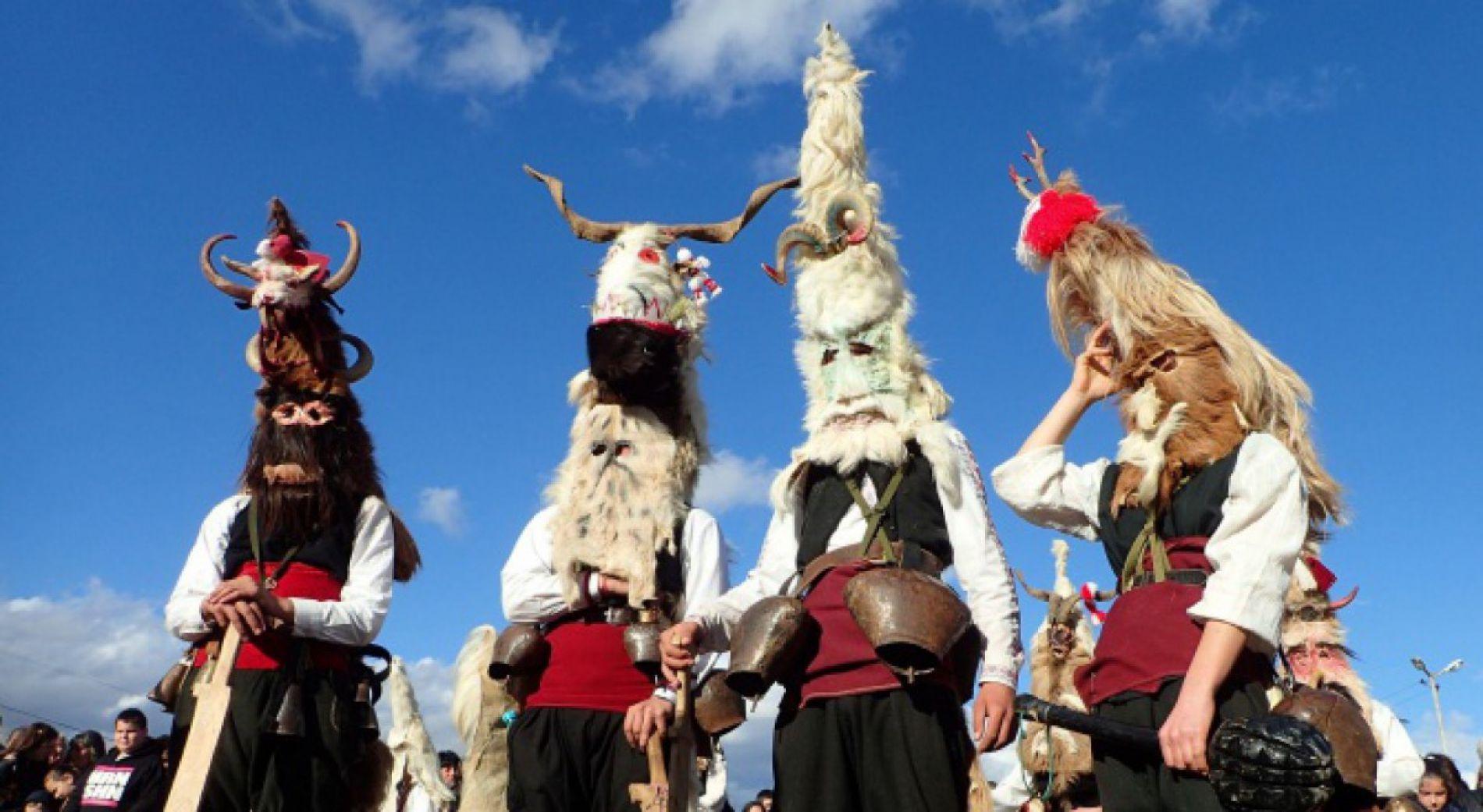 В Банско пройдет Новогодний Кукерский праздник