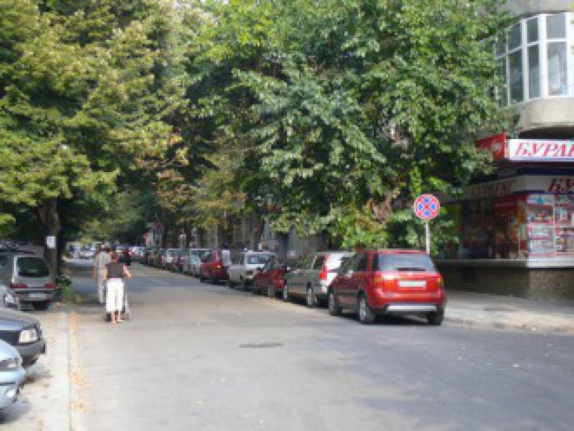 Обсуждаются варианты обустройства парковок около Морского парка города Варна.