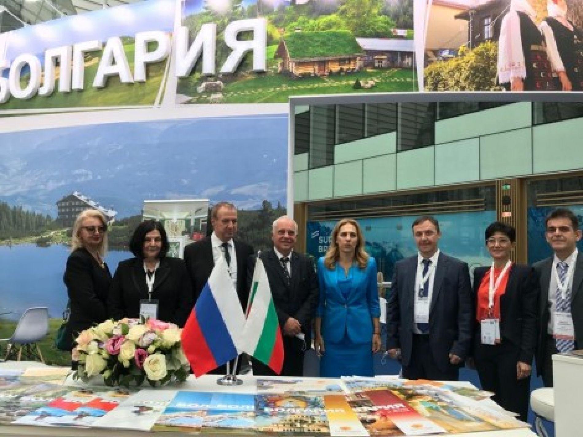 Болгария готова принимать российских туристов как безопасное направление