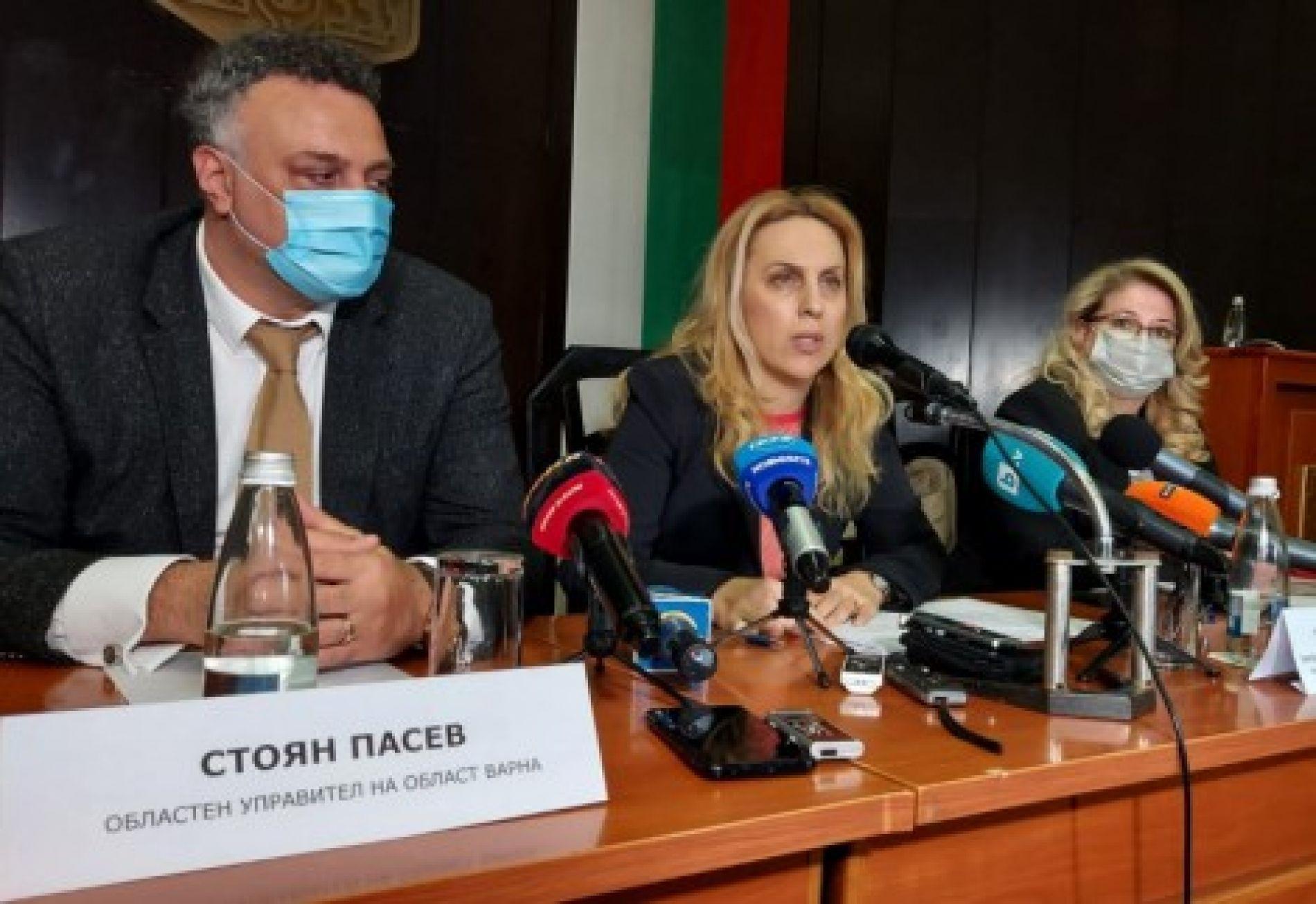 Предлагаются три варианта облегченного въезда иностранных туристов в Болгарию