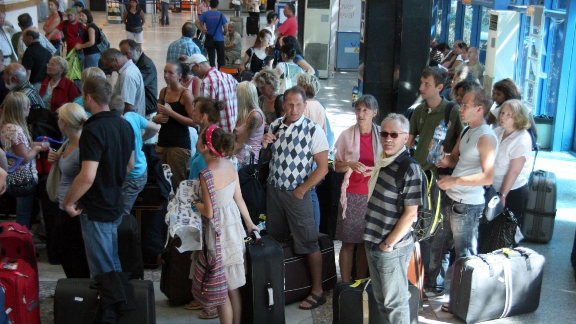 В ожидании решения для туристов из России