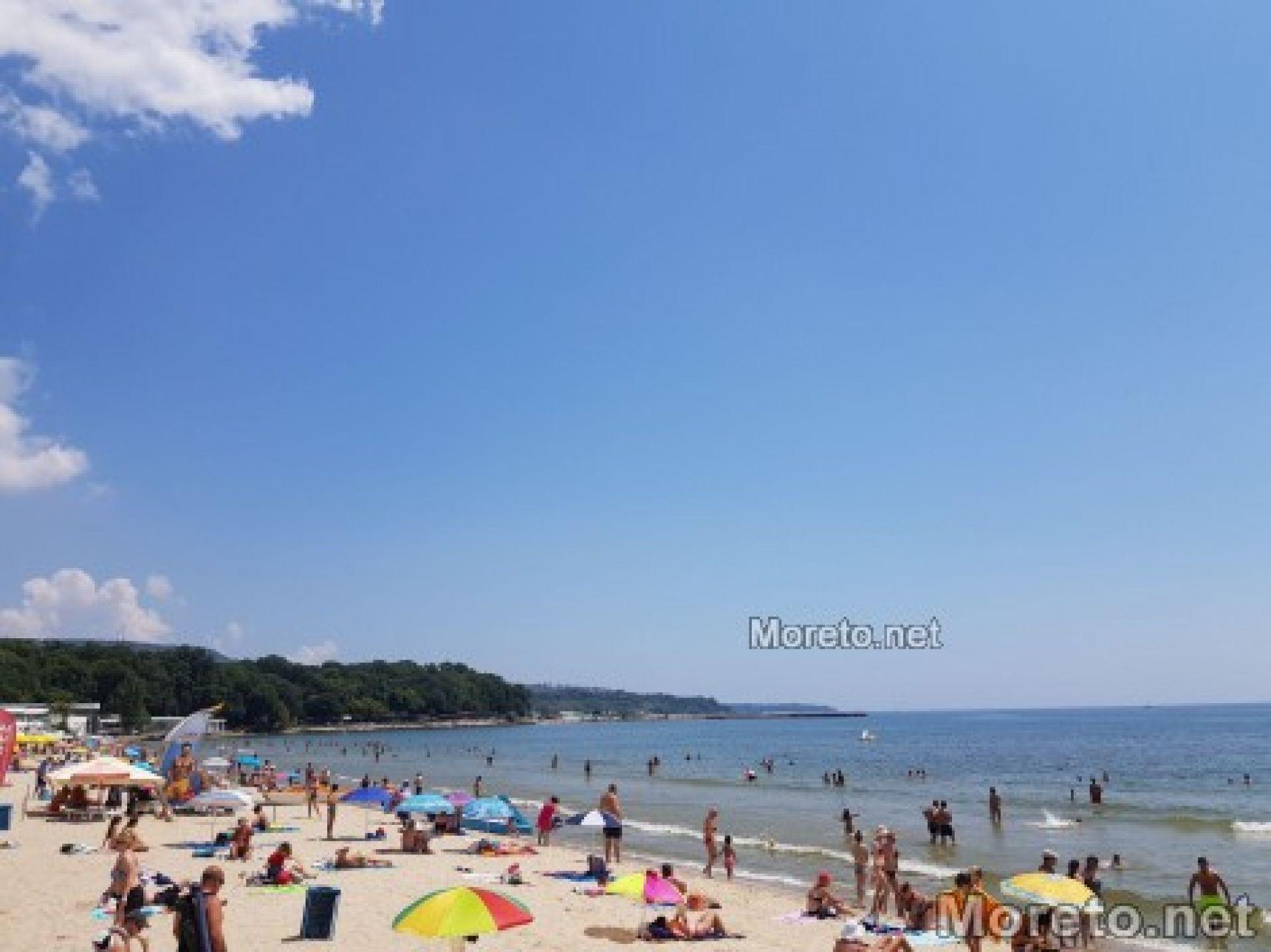 Болгария ожидает до 10 000 российских туристов в месяц после 28 июня