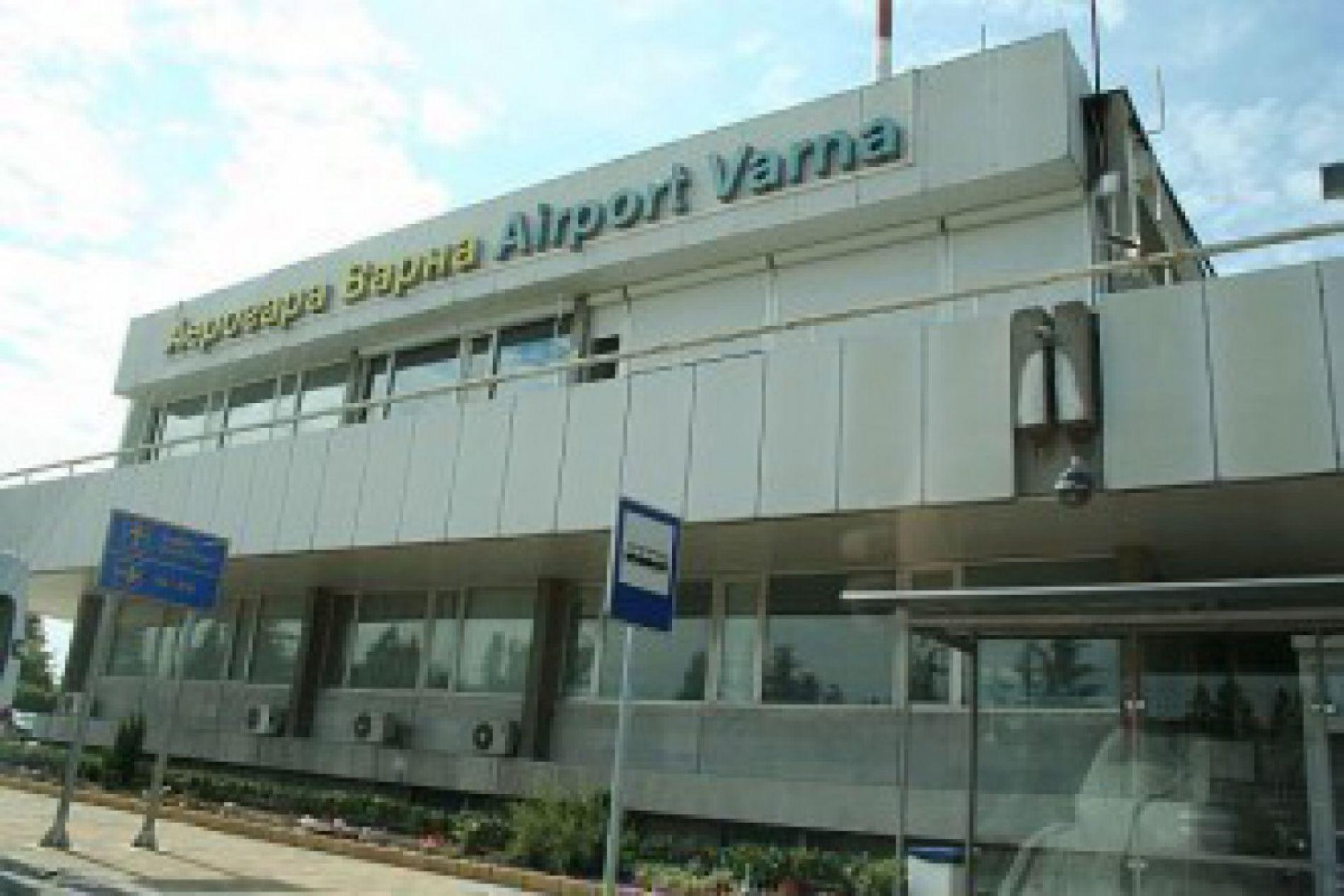 Открыт новый терминал в аэропорту г.Варна