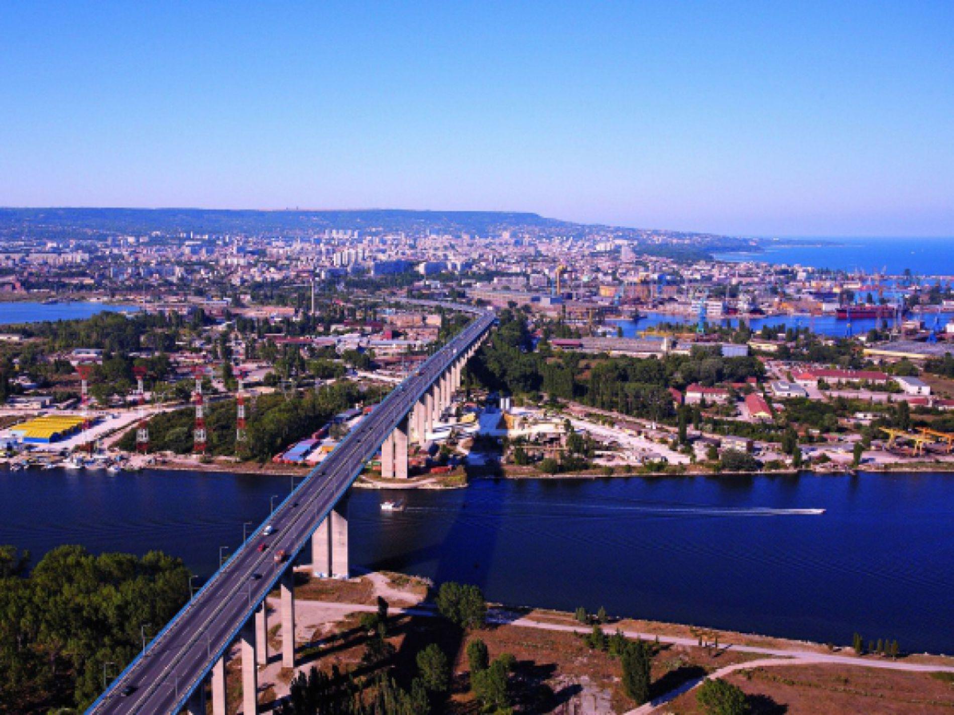 Начинается ремонт пятого бульвара в Варне