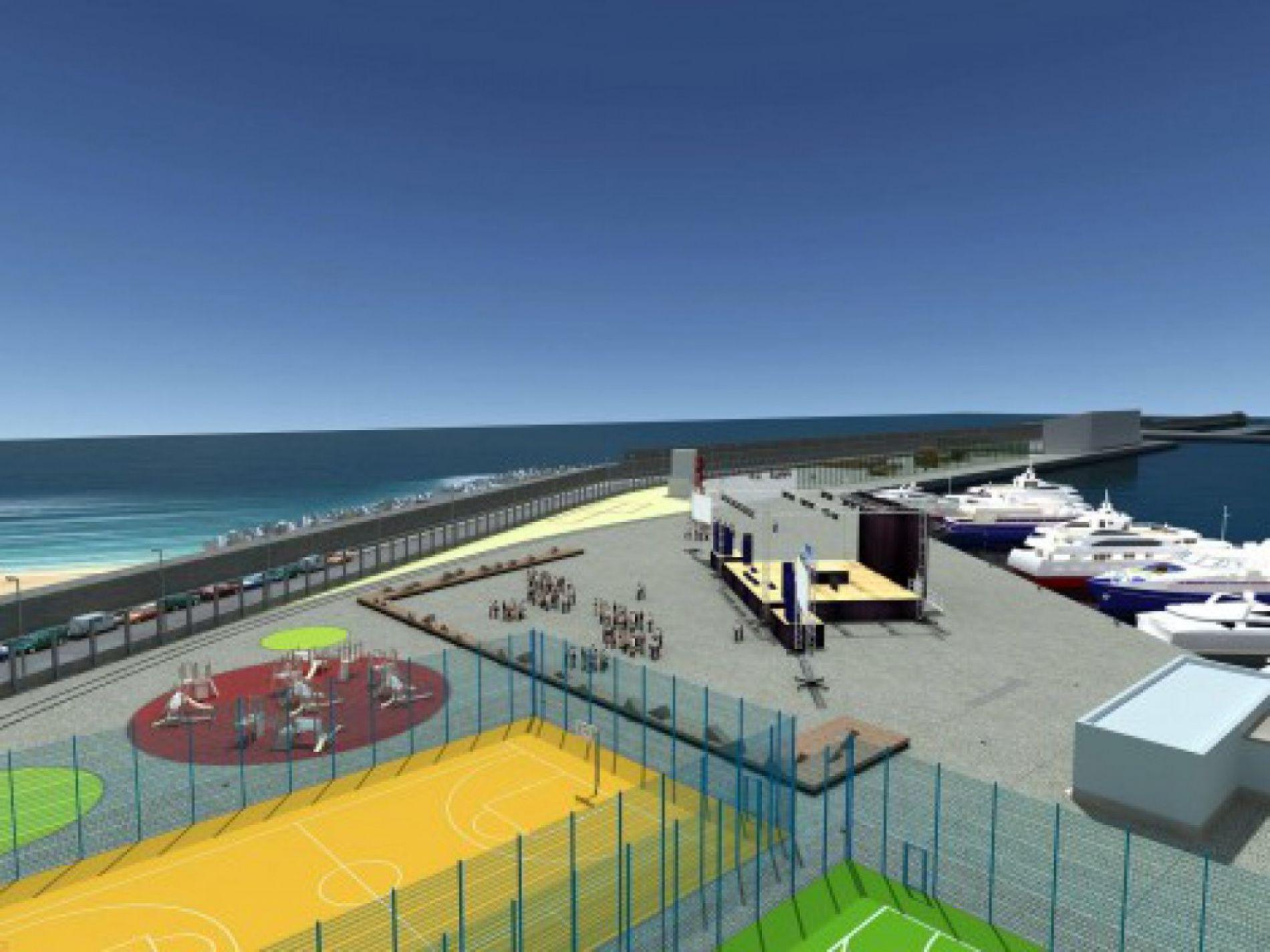 Одобрено открытие части порта для развлечений Варна - Восток