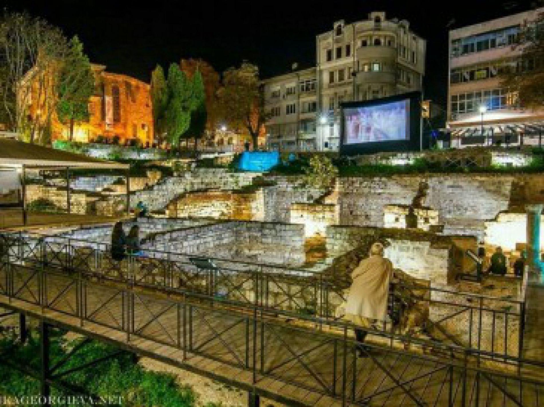 Театральные постановки антического периода на сцене Меленьких римских терм Варны