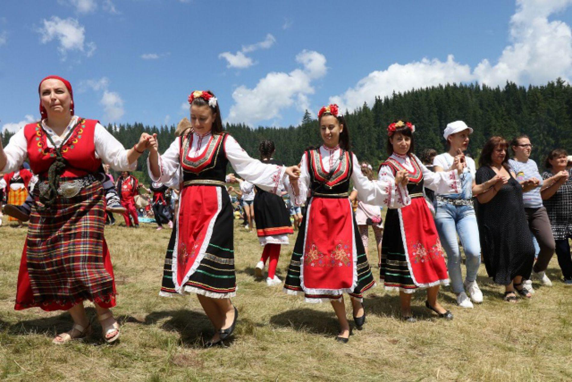 Более 200 000 человек посетили Роженские встречи в Болгарии