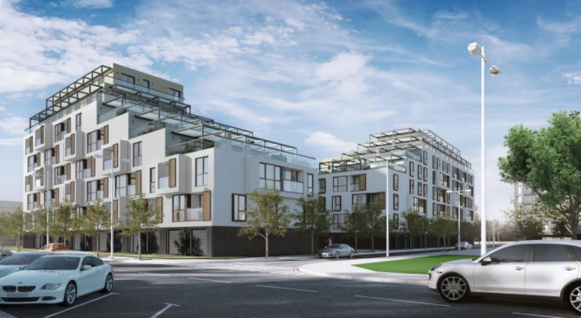 Представлены просторные и функциональные апартаменты в день открытых дверей