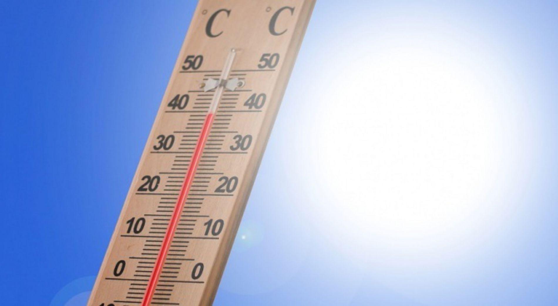 Обьявлен желтый код из-за высоких температур для 19 регионов страны Болгарии