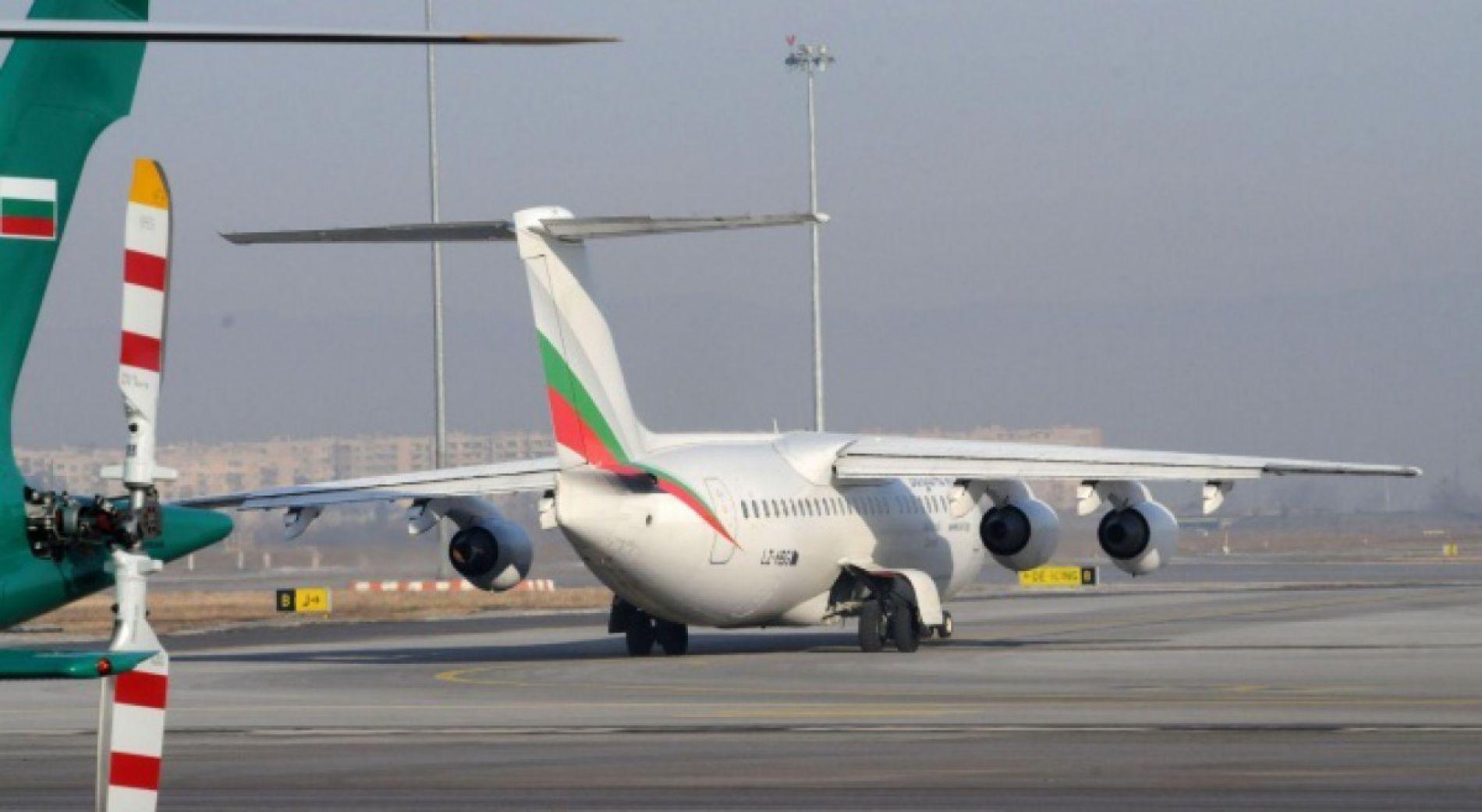 Российские туристы, заблокированные в аэропорту Бургаса, перенаправлены в Варну