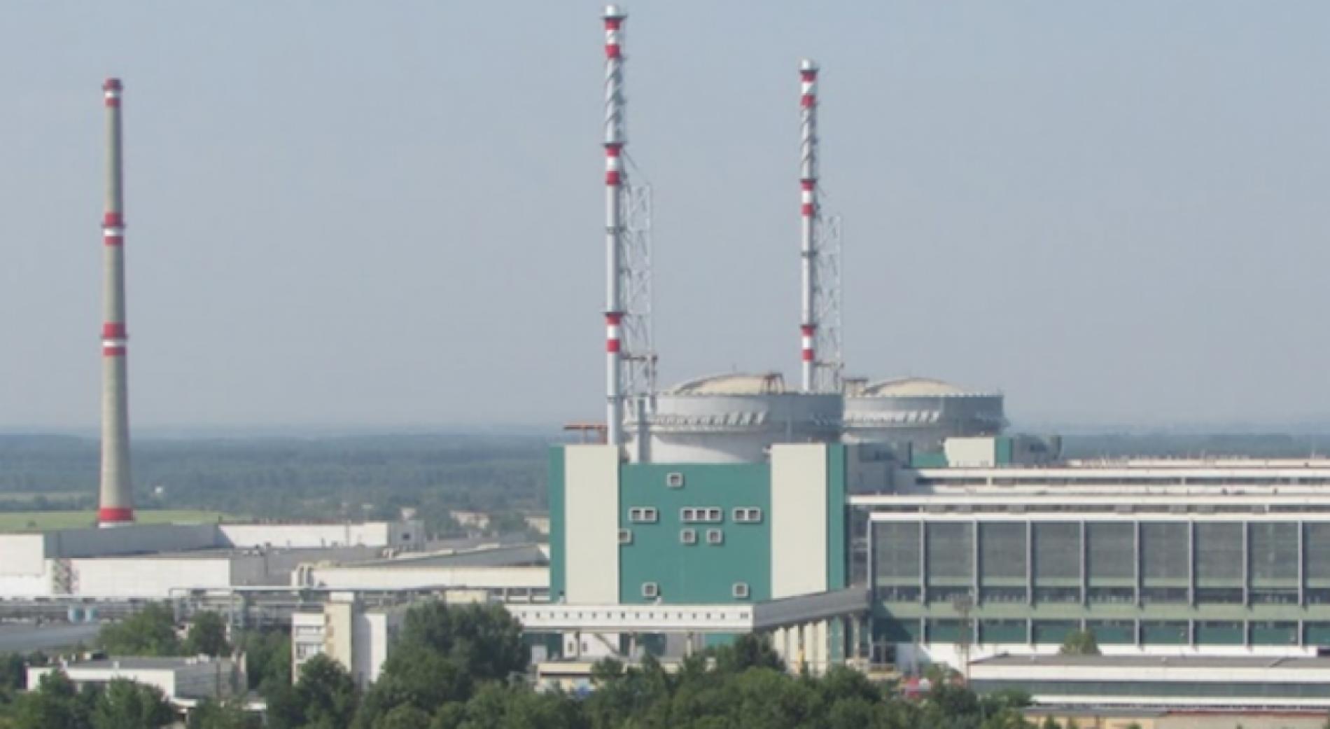 Блок 6-й Козлодуйской АЭС включен параллельно с энергосистемой страны