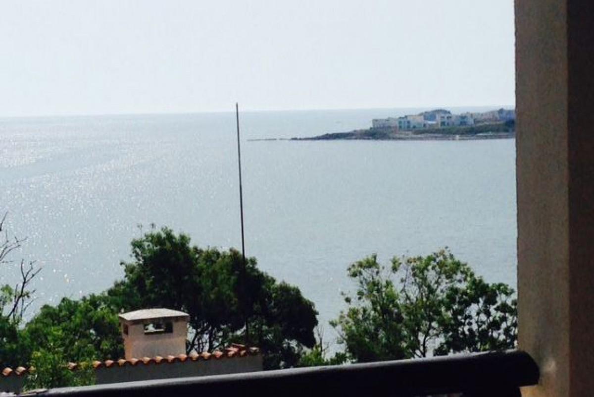 Двухкомнатная квартира с видом на море в Оазис Резорт СПА в Лозенец Болгария