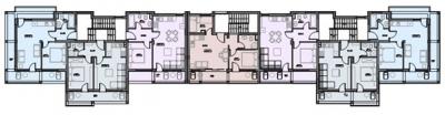 4 этаж А
