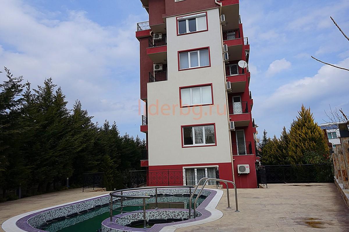Комплекс Мелия 3 в Равда Болгария