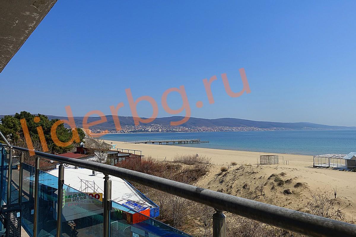 Вторичная недвижимость в Болгарии на Солнечном берегу с видом на море