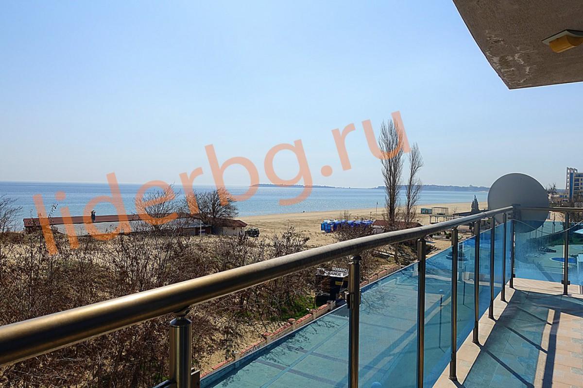 Недвижимость в Болгарии Солнечный берег Первая линия