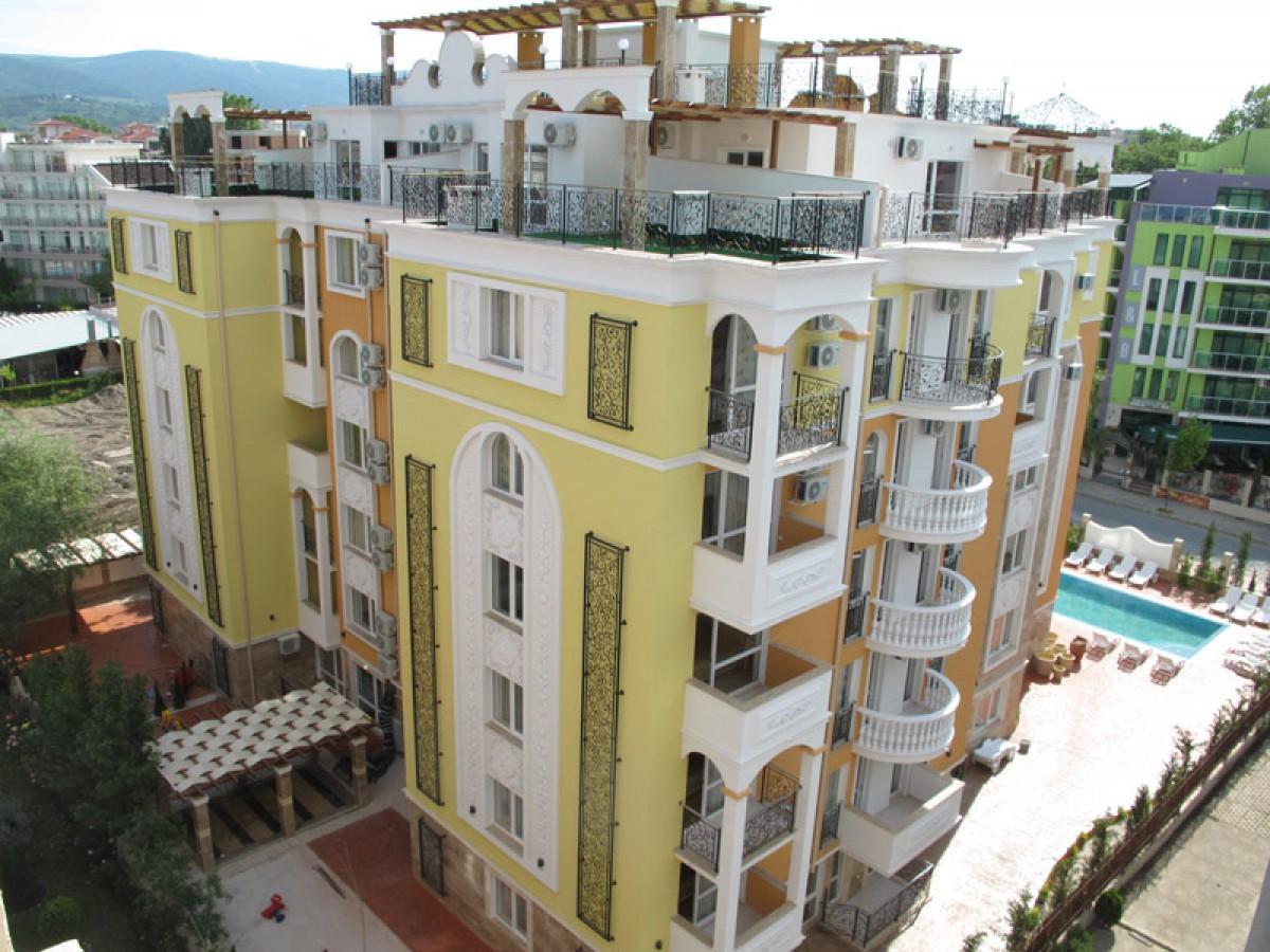 Апартаменты в Болгарии на Солнечном берегу в комплексе Суийт Хоумс 5