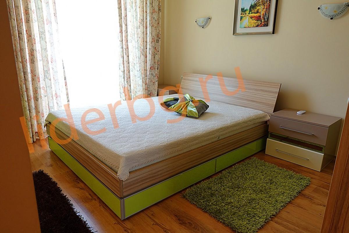 Вторая спальня на втором этаже в Вилла Романа в Елените в Болгарии