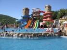 Аква парк в Елените в Болгарии