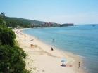 Пляж В Елените в Болгарии