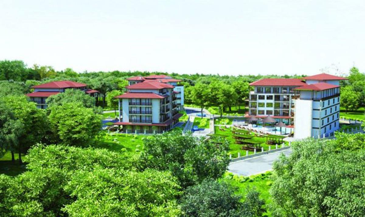 Недвижимость в Приморско Болгария в комплексе Грин Парадайс 3