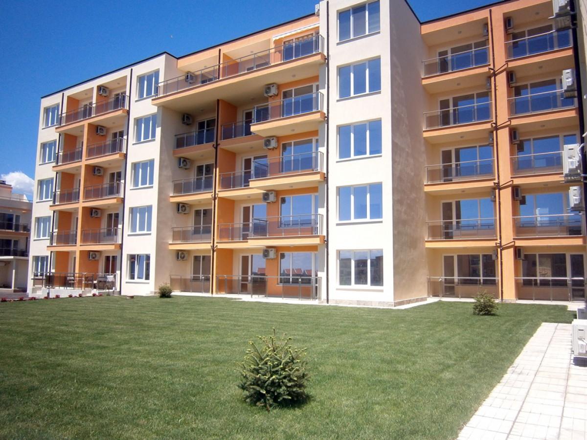 Недвижимость в Святом Власе в болгарии от застройщика