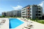 Недорогие квартиры в Болгарии в Святом Власе на первой линии с видом на море