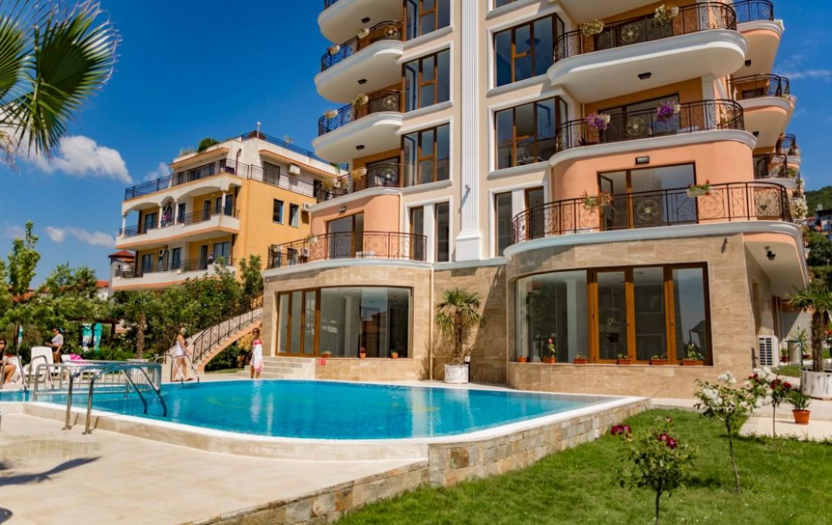 Апартаменты в Болгарии в Святом Власе в комплексе Феникс