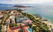 Недвижимость в Болгарии на первой линии в комплексе Валенсия Гарденс