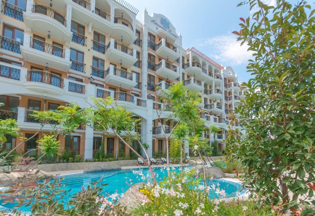 Квартиры на Солнечном берегу в Болгарии в комплексе Хармони Сьютис