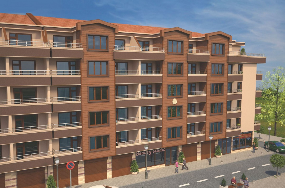 Апартаменты в Болгарии у моря в Бургас