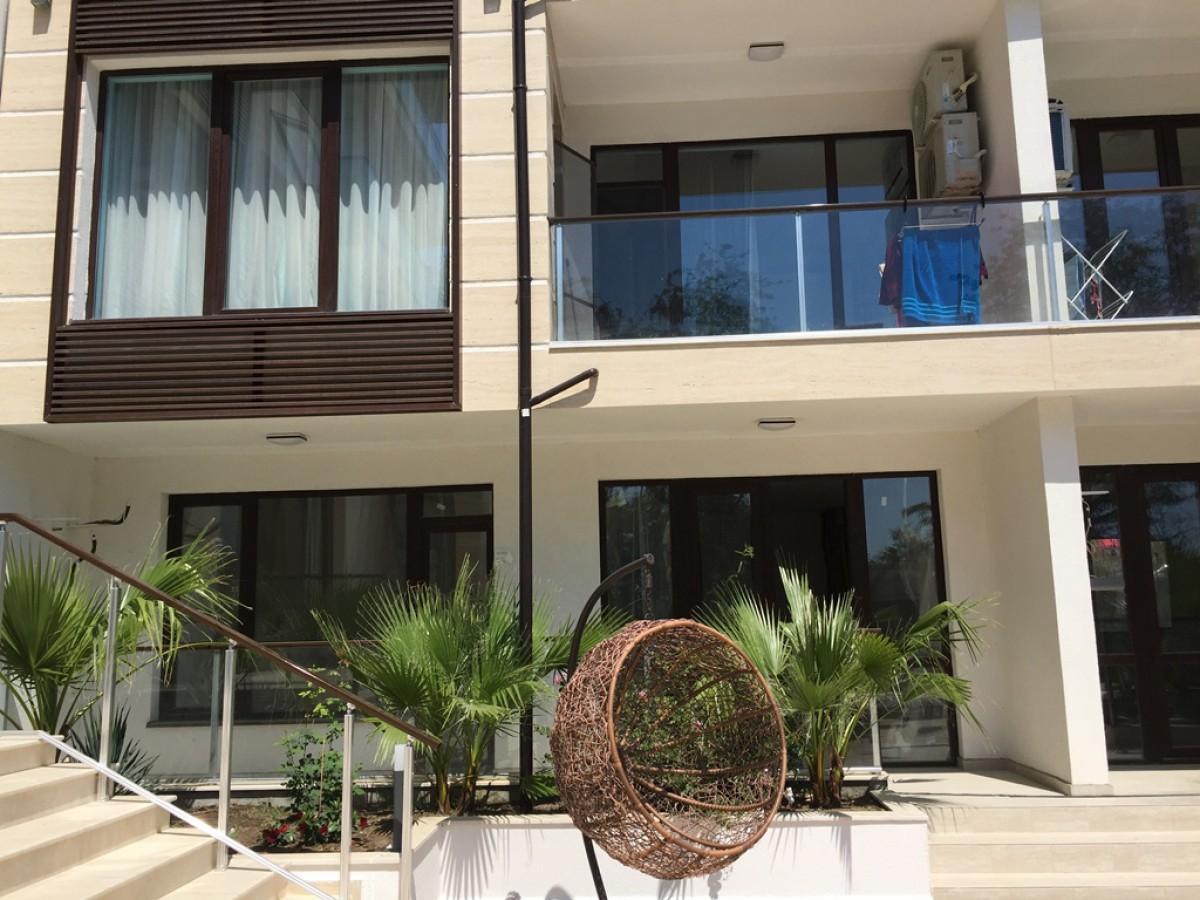 Квартиры в комплексе Грин Парадайс де Люкс в Приморско в Болгарии