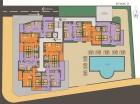 План 3 этажа в Грин Парадайз де Люкс