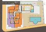 План 5 этажа в Грин Парадайз де Люкс