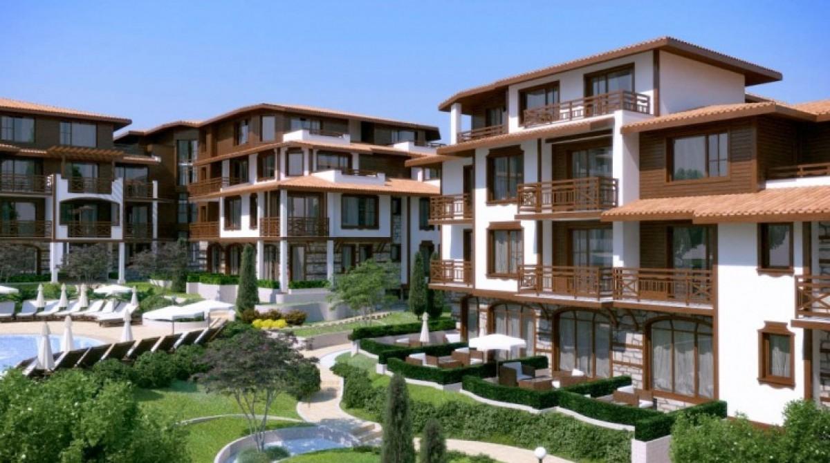 Недвижимость в Созополе в Болгарии от застройщика