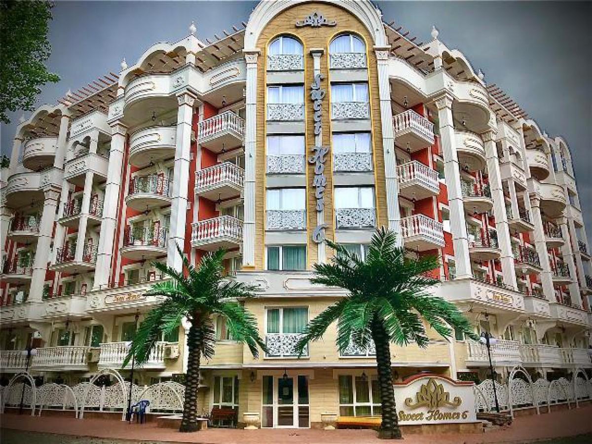 Недвижимость в Болгарии на Солнечном берегу в комплексе Суийт Хоумс 6  New Line