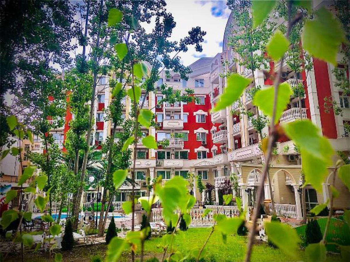 Квартиры в комплексе в Суийт Хоумс 6 на Солнечном берегу в Болгарии