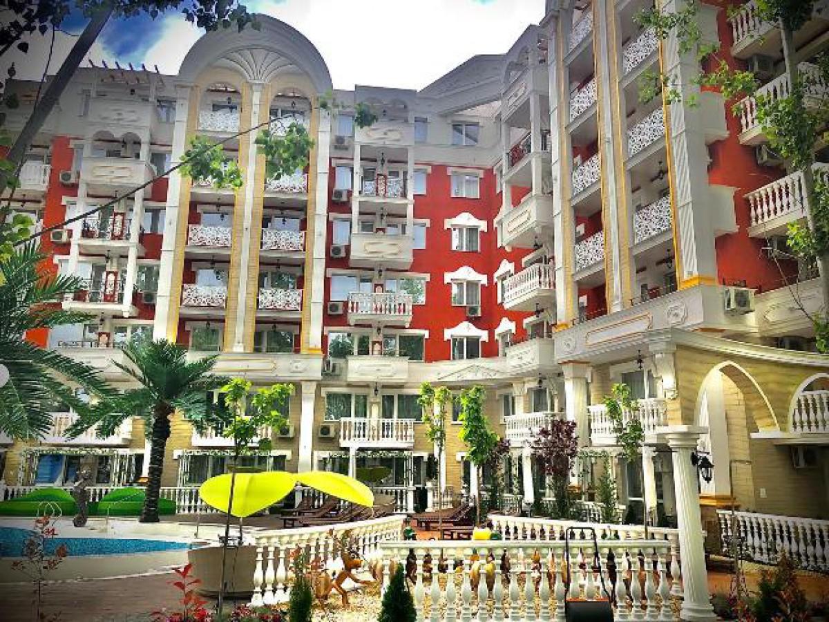 Апартаменты в Болгарии на Солнечном берегу в комплексе Суийт Хоумс 6