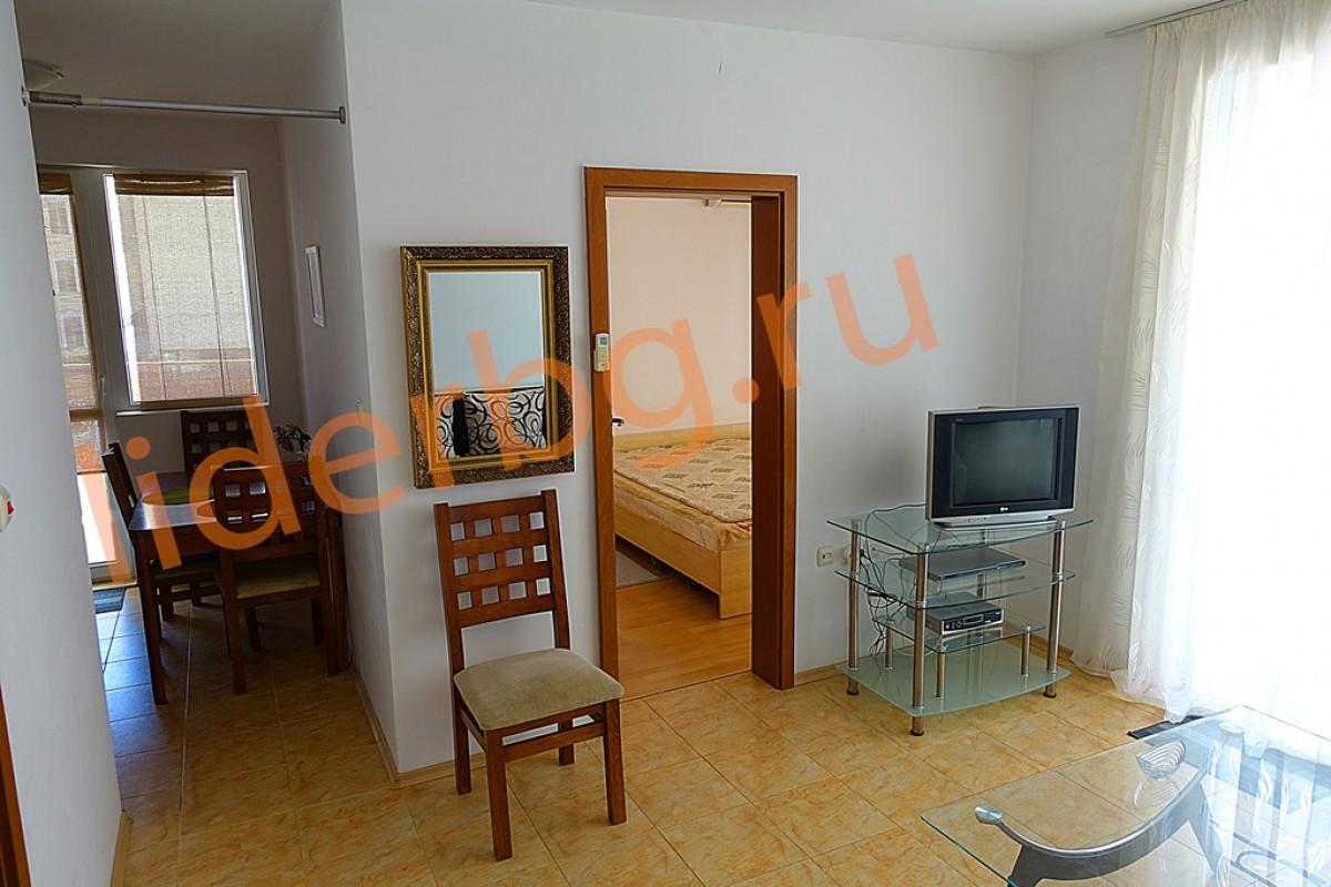 Вторичная недвижимость в Болгарии на Солнечном берегу в комплексе Даймонд Скай