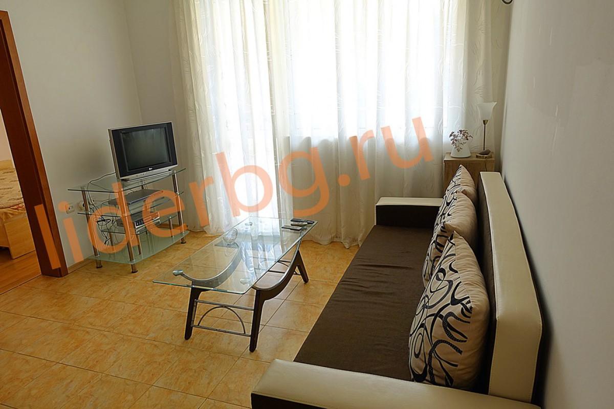 Апартамент с 1 спальней вторичная продажа на Солнечном берегу в Болгарии