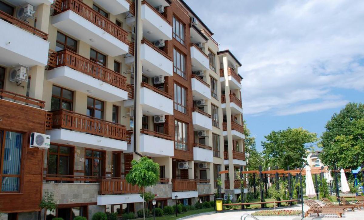 Квартиры с видом на море в комплексе Элит Равда Болгария