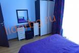 Спальная комната в квартире комплекса Какао Резиденс на Солнечном берегу в Болгарии