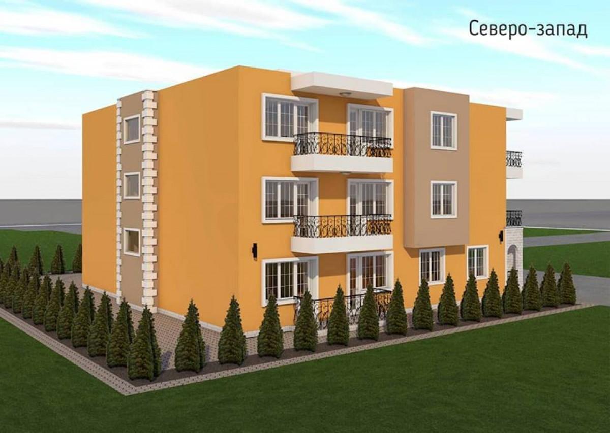 Недвижимость в Болгарии у моря в Несебр в квартале Черно море