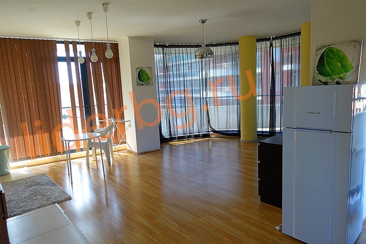 Апартамент с 1 спальней в Болгарии на Солнечном берегу в Бумеранг