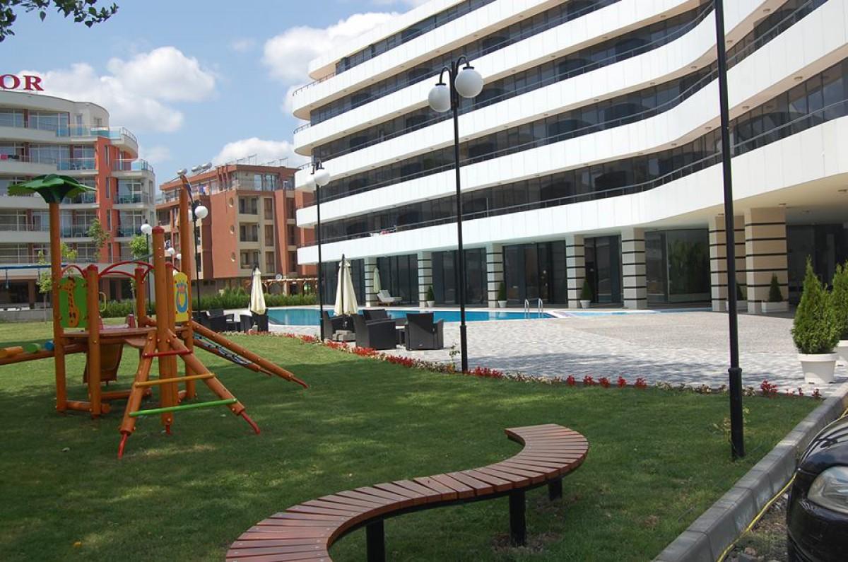 Инфраструктура комплекса Бумеранг на Солнечном берегу Болгария