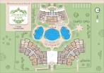 План 5 этажа комплекса Афродита Парка