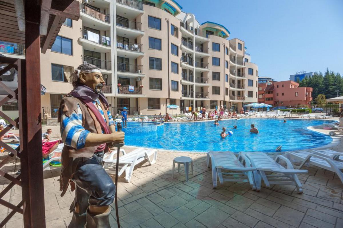 Квартиры на Солнечном берегу в комплексе Авалон