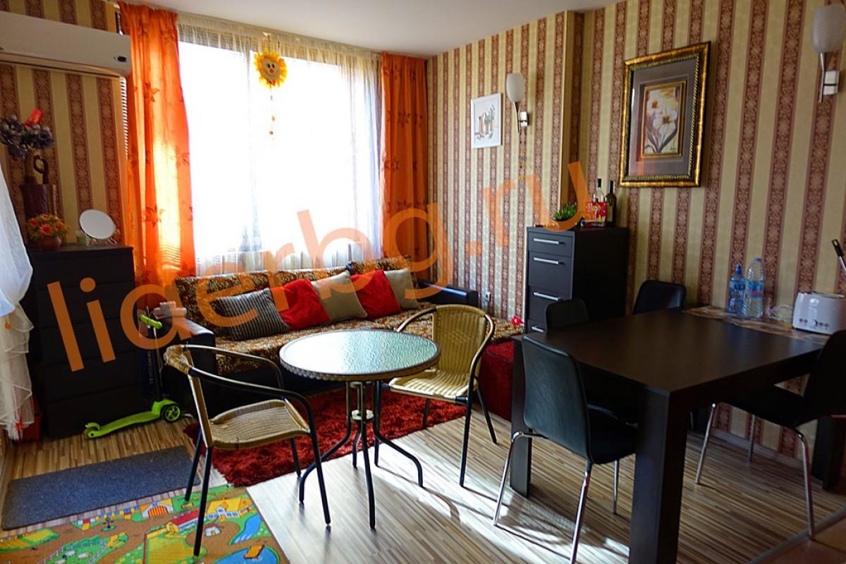 Апартамент с 1 спальней на Солнечном берегу в комплексе Авалон