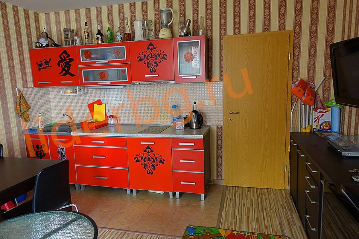 Меблированная и оборудованная квартира в комплексе Авалон Солнечный берег