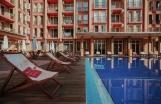 Апартаменты на Солнечном берегу в комплексе Сани Вью Централ